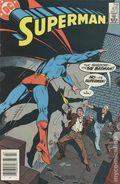 Superman (1939 1st Series) Mark Jewelers 405MJ