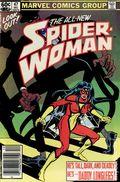 Spider-Woman (1978-1983 1st Series) Mark Jewelers 47MJ