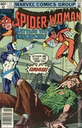 Spider-Woman (1978-1983 1st Series) Mark Jewelers 27MJ