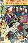 Spectacular Spider-Man (1976 1st Series) Mark Jewelers 46MJ