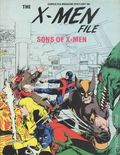 Comics File Magazine Spotlight on the X-Men SC (1986 Psi Fi Press) Sons of X-Men 1-1ST