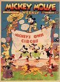 Mickey Mouse Weekly (1937) UK Jun 18 1936