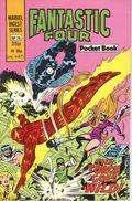 Fantastic Four Pocket Book (UK Series 1980-1982 Marvel UK) 26