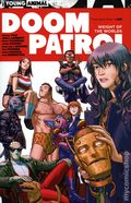 Doom Patrol Weight of the Worlds TPB (2020 DC) DC's Young Animal 1-1ST
