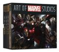Art of Marvel Studios SC (2012 Marvel) Slipcase Set SET-01