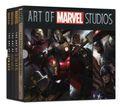 Art of Marvel Studios TPB (2012 Marvel) Slipcase Set SET-01