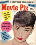 Movie Pix (1951 Actual Publishing) Nov 1956