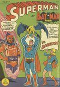 Superman et Batman (French/Belgian 1967-1972 Sagedition/Interpresse) 10