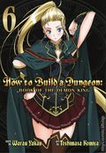 How to Build a Dungeon GN (2016- A Seven Seas Digest) Book of the Demon King 6-1ST