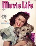 Movie Life (1937-1979 Ideal Publishing) Jan 1950