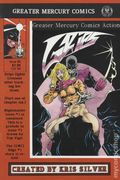 Greater Mercury Comics Action (1990) 6