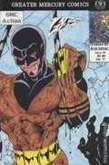 Greater Mercury Comics Action (1990) 8