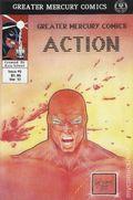 Greater Mercury Comics Action (1990) 9