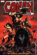 Conan the Barbarian Omnibus HC (2018- Marvel) 4A-1ST