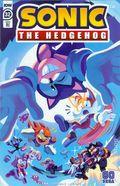 Sonic The Hedgehog (2018 IDW) 32RI
