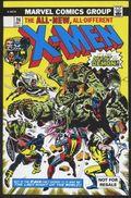 Uncanny X-Men (1963 1st Series) 96LEG