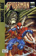 Marvel Age Spider-Man (2004) Marvel Legends Reprint 4