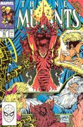 New Mutants (1983 1st Series) 85