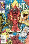 New Mutants (1983 1st Series) 85