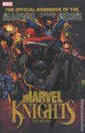 Official Handbook of the Marvel Universe Marvel Knights (2005) 2005