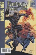 Marvel Age Fantastic Four Tales (2005) 1