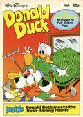 Donald Duck (1987 Disney/London Editions) UK Edition 1
