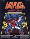 Marvel Super Heroes RPG: Weapons Locker (1985 TSR) Game Accessory 6868