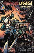 Teenage Mutant Ninja Turtles Usagi Yojimbo (2017) 1C&P