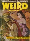 Weird Mysteries (1959 Pastime) 1