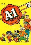 A1 Comics (1944 Life's Romances) 5