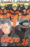 Naruto TPB (2003-2015 Shonen Jump Edition Digest) 36-1ST