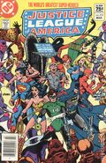 Justice League of America (1960 1st Series) Canadian Price Variant 212