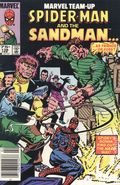 Marvel Team-Up (1972 1st Series) Canadian Price Variant 138
