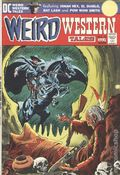 Weird Western Tales (1972 1st Series) National Book store Variants 12