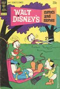 Walt Disney's Comics and Stories (1940 Dell/Gold Key/Gladstone) Mark Jewelers 396MJ