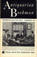 Antiquarian Bookman (1948-1999 R.R. Bowker) 19631125