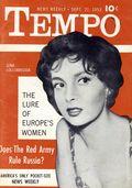 Tempo Magazine (1953 Pocket Magazines) Vol. 1 #16