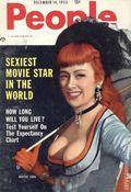 People Today (1950 Hillman Publication) Vol. 11 #12