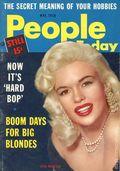 People Today (1950 Hillman Publication) Vol. 15 #5