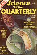 Science Fiction Quarterly (1941-1943 Columbia Publications) Pulp 1st Series 1