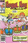 Royal Roy (1985 Marvel/Star Comics) Canadian Price Variant 5