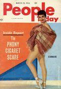 People Today (1950 Hillman Publication) Vol. 10 #6