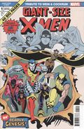 Giant Size X-Men Tribute Wein and Cockrum (2020 Marvel) 1B