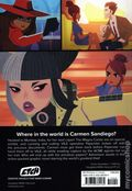 Carmen Sandiego GN (2019- Houghton Mifflin) 3-1ST