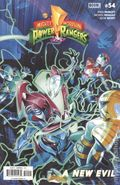 Mighty Morphin Power Rangers (2016 Boom) 54A