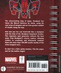 Deadpool Comeback Creator HC (2020 Harper Design) Featuring Dialogue from the Marvel Comics 1-1ST