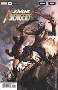 Savage Avengers (2019 Marvel) 12C