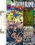 Wolverine (1988 1st Series) 75CAS.SIGNED
