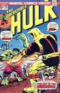 Incredible Hulk (1962-1999 1st Series) Mark Jewelers 186MJ