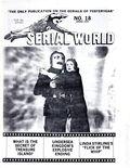 Serial World (Special Collectors Reprint Edition) 18